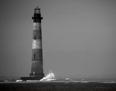 Morris Lighthouse - Folly Beach, South Carolina