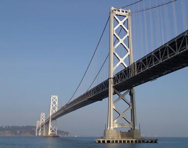 Bay Bridge - San Francisco, CA