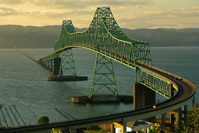 Astoria–Megler Bridge - Astoria, OR
