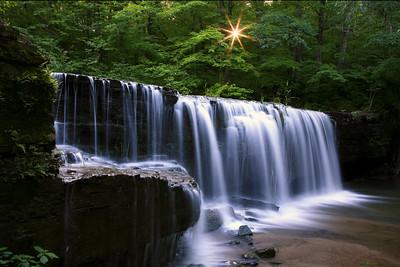 Hidden Falls - Minnesota