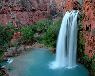 Havasu Falls - Havasupai Indian Reservation, Arizona