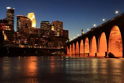 Stone Arch Bridge - Minneapolis, MN