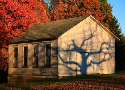 Halloween Barn - Brooke County West Virginia