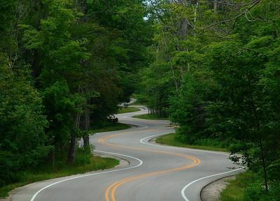 Backroads in Door County, WI