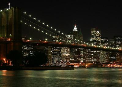 Brooklyn Bridge - New York, New York