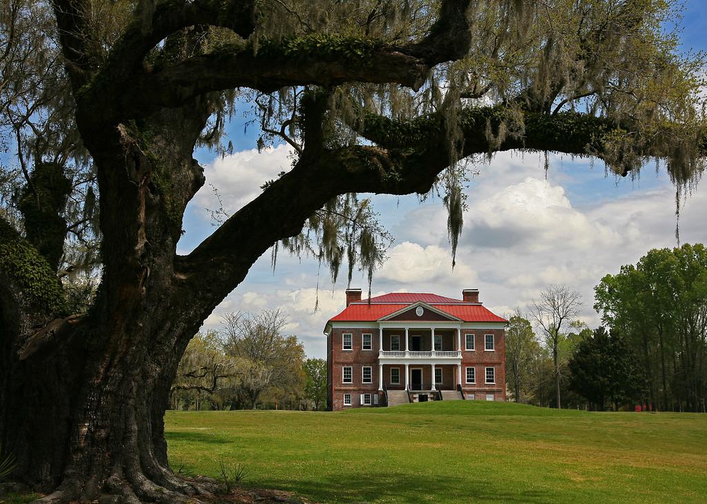 Drayton Hall - Charleston, Soth Carolina