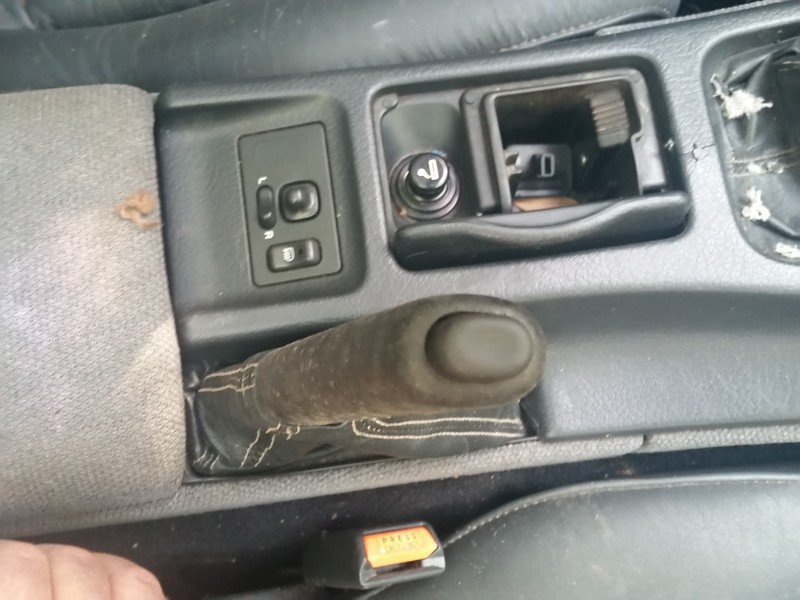 Will need a new shifter boot