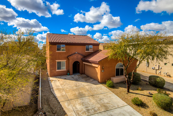 For Sale 10752 E. Sanctuary Ridge Ln Tucson, AZ 85747