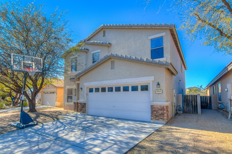 To learn more about this home for sale at 12849 N. Desert Olive Dr., Oro Valley, AZ 85755 contact Shawn Polston, Polston Results with Keller Williams Southern Arizona (520) 477-9530