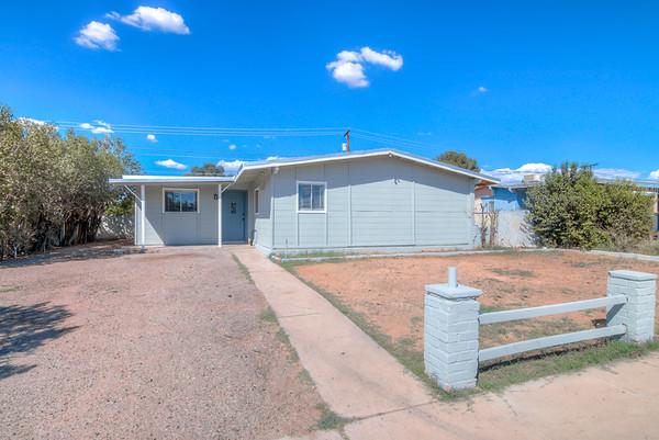 For Sale 3705 E. 27th St., Tucson, AZ 85713