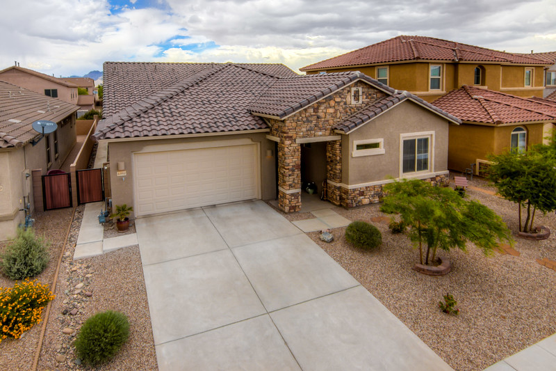 To Learn more about this home for sale at 6392 W. Smoky Falls Way, Tucson, AZ 85757  contact Jeffrey Shelton (520) 508-1680