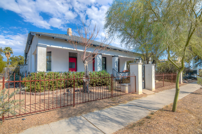 To Learn more about this townhome for sale at 705 S. 6th Ave., Tucson, AZ 85701 contact Omer Kreso, REALTOR®, Realty Executives Tucson Elite (520) 247-7480
