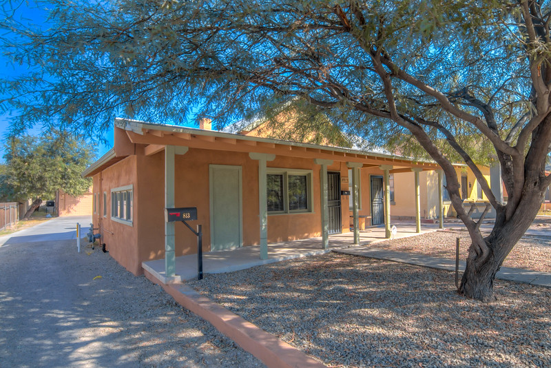 To learn more about this home for sale at 815 E. 8th Street, Tucson, AZ 85719 contact Tyler Ford, REALTOR®, eXp Realty Tucson - Kolb Group (520) 907-5720