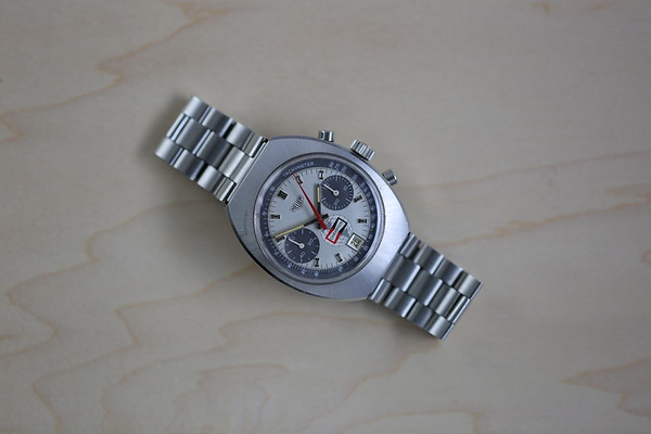 Heuer 73473 Champion - NOS - Sticker on caseback