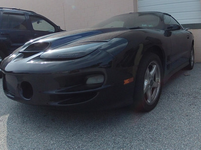 2001 Trans Am For Sale