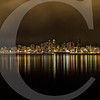 Seattle Skyline 2012