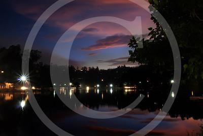 Silently Still Evening @ Kodai Lake