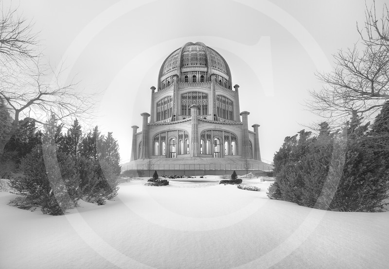 Sacred Architecture of Baha'i