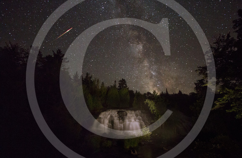 Chasing the Perseids
