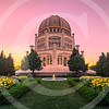 Bahai Temple of worship, Chicago