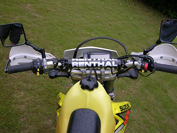 Heated Grips<br /> 2983 Miles