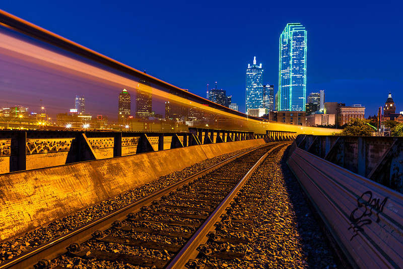 """All Aboard"" <br><br> Dallas, TX<br><br> Technical Details: Shot with Canon 5d MK2 and Canon 24-70 L lens.  <br><br>"