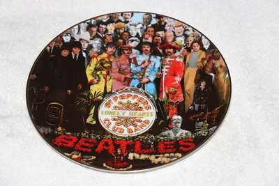 Collector Plates - Beatles