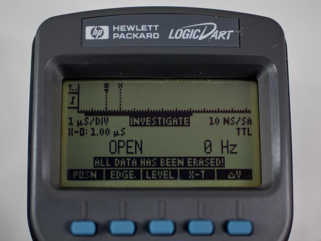 HP E2310A Logic Dart