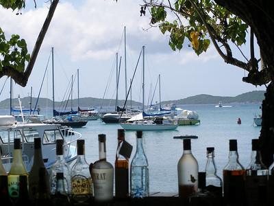Joe's Rum Hut, St.John