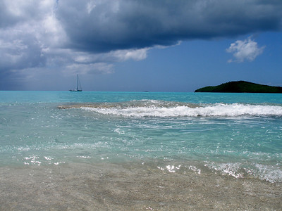 Before the storm - Antigua