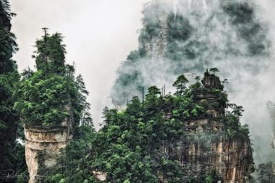 Zhangjiajie, China 2