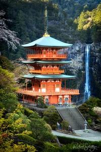 Nachi Temple, Japan