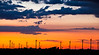 """""""Wind Power"""" <BR><BR> Muenster, TX<BR><BR> I've wanted to shoot a windmill farm at sunset for quite some time.  When I finally got the opportunity, I was pretty happy with the results.  I really love the site of these farms.<BR><BR> Technical Details: Shot with Canon 5d MK2 and Canon 70-200mm lens at F10 and 1.3 seconds. <BR><BR> <br><center><a href=""""javascript:addCartSingle(ImageID, ImageKey)""""><img src=""""/photos/604338366_ecXJp-M.gif"""" border=""""0""""></a></center>"""