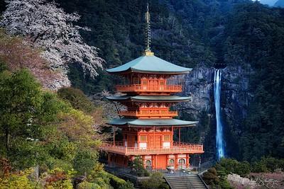 Nachi Temple, Japan 2