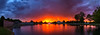 """""""Sunrise Explosion"""" <BR><BR> Allen, TX<BR><BR> <BR><BR> Technical Details: Shot with Canon 5d MK2 and Canon 24-70mm lens.    Panorama created from 6 bracketted horizontal shots. <BR><BR> <br><center><a href=""""javascript:addCartSingle(ImageID, ImageKey)""""><img src=""""/photos/604338366_ecXJp-M.gif"""" border=""""0""""></a></center>"""