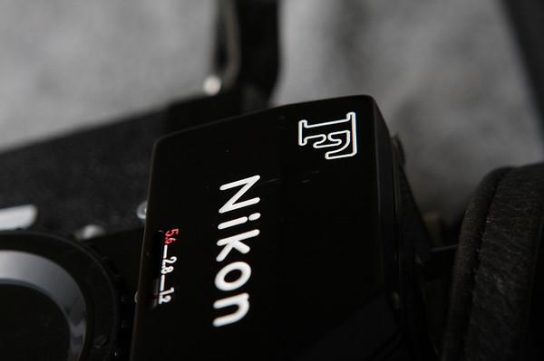 Nikon Ftn - Black Body - SOLD