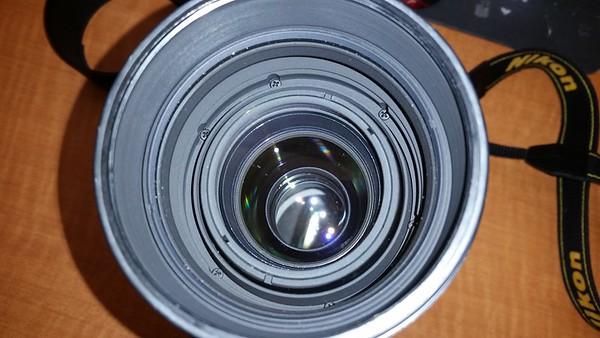 Nikon Nikkor 80-200mm f/2.8 D (Dual Ring)