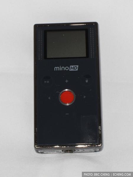 Flip Mino HD hand-held camcorder