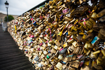 Pont des Arts - Paris, France