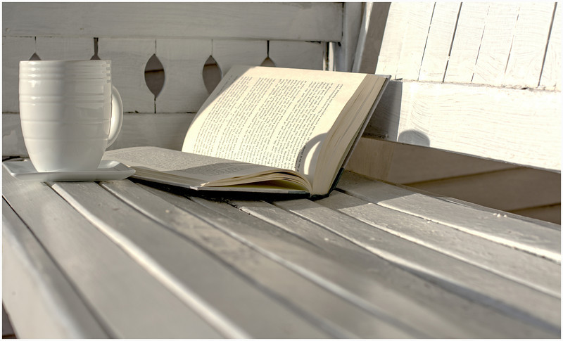 """""""Still Life - Book"""""""