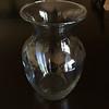 12 Glass Centerpiece Vases - $40