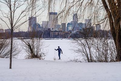 Ski, Run, Walk, Bike, Fish, Work, Play Minneapolis