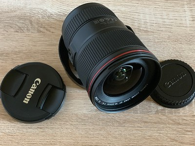 Canon EF 16-35mm F/4 L IS