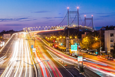 The Entrance to the Triboro Bridge