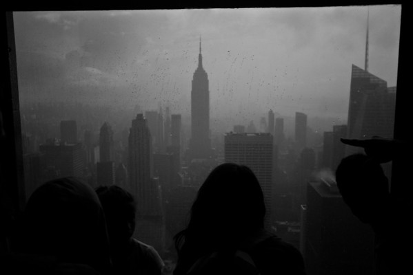 New York Noir: City of Tomorrow