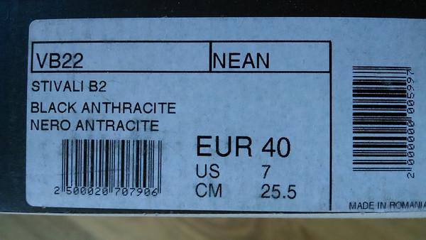Sidi Vertigo Euro Size 40