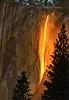 Horsetail Fall, Yosemite National Park, CA