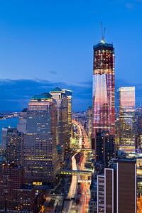 One World Trade Center Construction