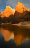 Sunrise at Zion National Park, Utah