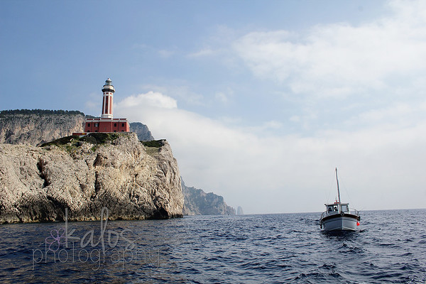 italian lighthouse